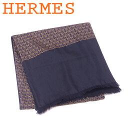 HERMES【エルメス】 マフラー シルク/アンゴラ ユニセックス