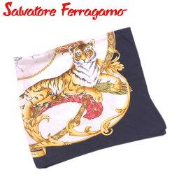 Salvatore Ferragamo【サルヴァトーレフェラガモ】 スカーフ  レディース