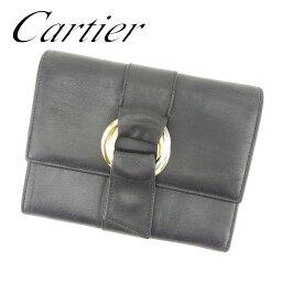 CARTIER【カルティエ】 その他 /レザー ユニセックス