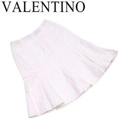 VALENTINO【ヴァレンティノ】 スカート /ヘンプ41%モードル35%コットン24%(裏一部)ポリエステル100% レディース