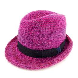 CA4LA【カシラ】 帽子 /ポリ塩化ビニル60%アクリル20%ウール毛20% ユニセックス