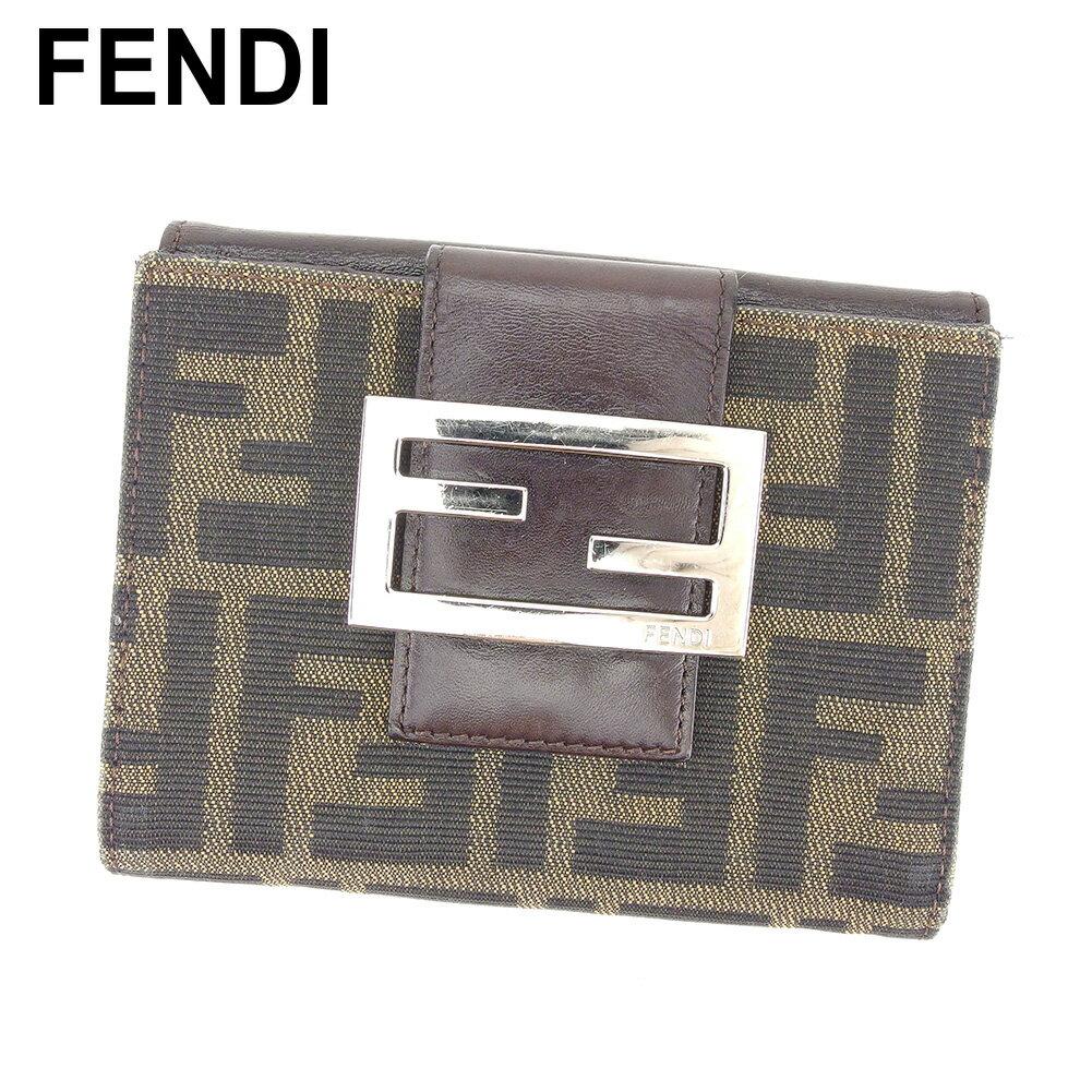 バッグ・小物・ブランド雑貨, その他  W FENDI 1 C3132