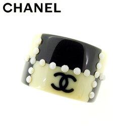 CHANEL【シャネル】 リング・指輪 プラスチック レディース