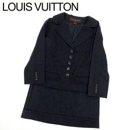 LOUIS VUITTON【ルイ・ヴィトン】 スーツ コットン/ポリウレタン レディース