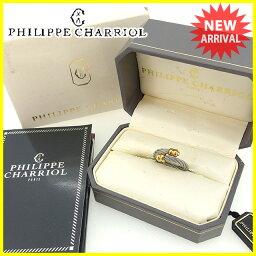 PHILIPPE CHARRIOL【フィリップ・シャリオール】 リング・指輪 /シルバー&ゴールド素材 レディース