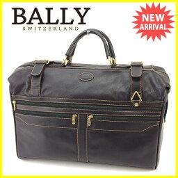BALLY【バリー】 ボストンバッグ /レザー レディース