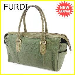 FURDI【ファルディ】 ボストンバッグ /レザー ユニセックス