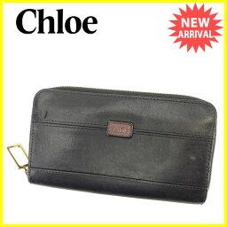 Chloe【クロエ】 長財布(小銭入れあり) /レザー レディース
