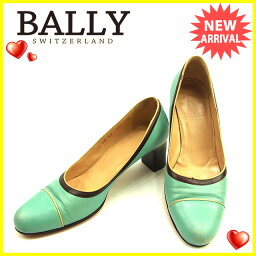BALLY【バリー】 パンプス /レザー レディース