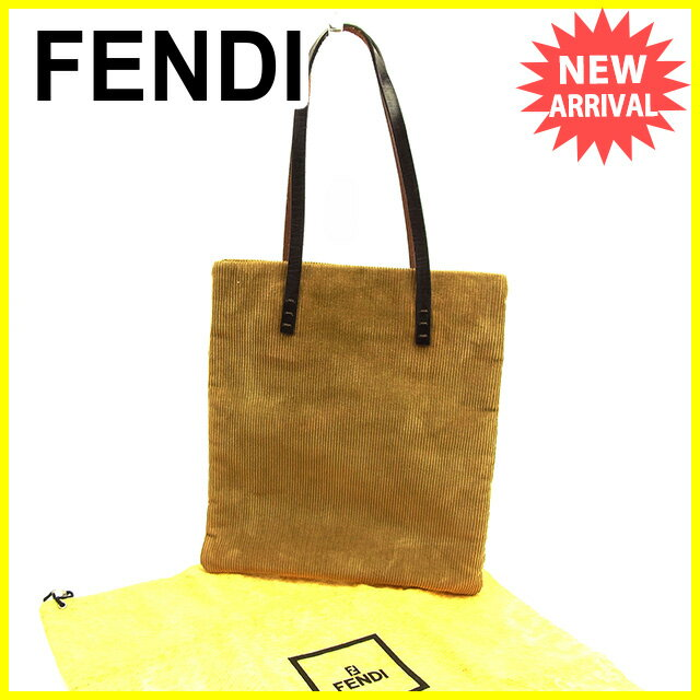 5156b23cbab3 FENDI  Fendi  Tote Bag   Canvas x Leather Ladies ー The best place to buy  Brand Bags Watches Jewelry