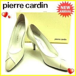 Pierre Cardin【ピエールカルダン】 パンプス /レザー レディース
