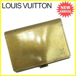 LOUIS VUITTON【ルイ・ヴィトン】 M99080 7926 手帳カバー /エナメルレザー ユニセックス