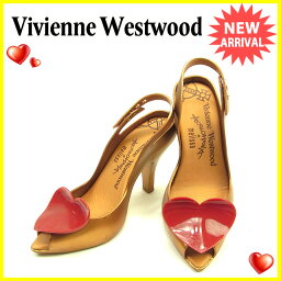 Vivienne Westwood ANGLOMANIA【ヴィヴィアンウエストウッド アングロマニア】 パンプス /ラバー レディース