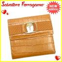 サルヴァトーレ フェラガモ Salvatore Ferragamo 三...