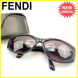 FENDI【フェンディ】 SL7506COL.700 サングラス /プラスティック×ゴールド金具 ユニセックス