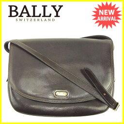 BALLY【バリー】 ショルダーバッグ /レザー レディース