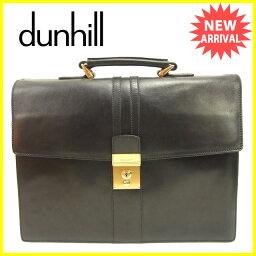 Dunhill【ダンヒル】 ハンドバッグ /レザー レディース