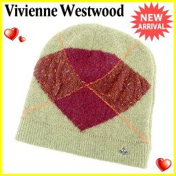 Vivienne Westwood【ヴィヴィアン・ウエストウッド】 帽子 /ウール×ナイロン×アクリル×アンゴラ レディース