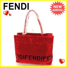 FENDI【フェンディ】 トートバッグ  レディース