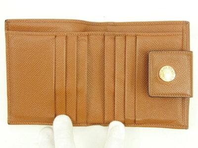 Wホック財布