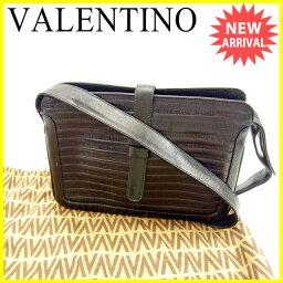 VALENTINO【ヴァレンティノ】 ショルダーバッグ /レザー レディース