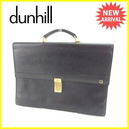 Dunhill【ダンヒル】 ビジネスバッグ /レザー メンズ