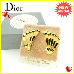Dior【ディオール】 イヤリング /ゴールド素 レディース