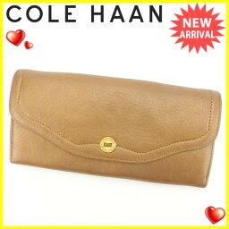 COLE HAAN【コールハーン】 長財布(小銭入れあり) /レザー レディース