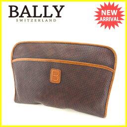 BALLY【バリー】 ビジネスバッグ /PVC×レザー レディース