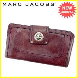 MARC BY MARC JACOBS【マークバイマークジェイコブス】 長財布(小銭入れあり) /レザー レディース