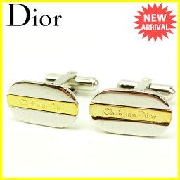 Christian Dior【クリスチャンディオール】 カフス  ユニセックス