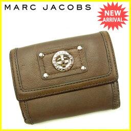 MARC BY MARC JACOBS【マークバイマークジェイコブス】 二つ折り財布(小銭入れあり) /レザー レディース