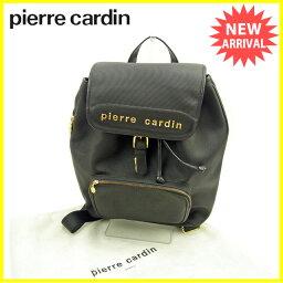 Pierre Cardin【ピエールカルダン】 リュック・デイパック /PVC×レザー レディース
