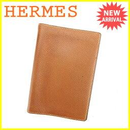 HERMES【エルメス】 手帳カバー /レザー ユニセックス