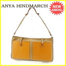 Anya Hindmarch【アニヤ・ハインドマーチ】 ショルダーバッグ /レザー レディース