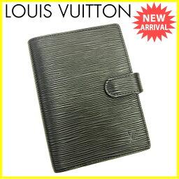 LOUIS VUITTON【ルイ・ヴィトン】 手帳カバー レザー ユニセックス