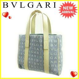 BVLGARI【ブルガリ】 トートバッグ  ユニセックス
