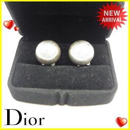 Christian Dior【クリスチャンディオール】 イヤリング  レディース