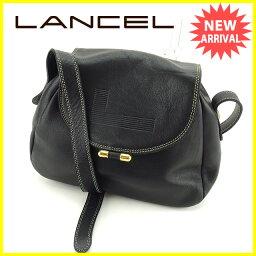LANCEL【ランセル】 ショルダーバッグ /レザー レディース