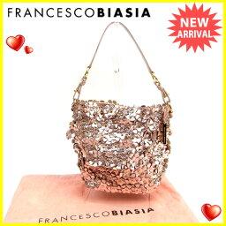 FRANCESCO BIASIA【フランチェスコ・ビアジア】 ハンドバッグ /レザー レディース