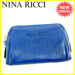 NINA RICCI【ニナリッチ】 コインケース /レザー レディース