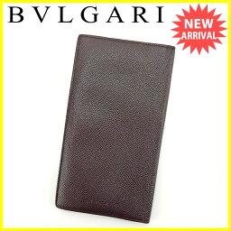 BVLGARI【ブルガリ】 長財布(小銭入れあり)  レディース