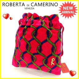 Roberta di Camerino【ロベルタ・ディ・カメリーノ】 セカンドバッグ  レディース