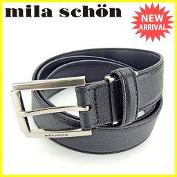 mila schon【ミラショーン】 ベルト /レザー レディース