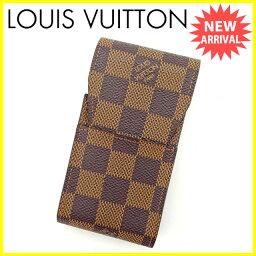 LOUIS VUITTON【ルイ・ヴィトン】 その他 /ダミエキャンバス 男女兼用