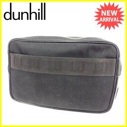 Dunhill【ダンヒル】 セカンドバッグ  メンズ