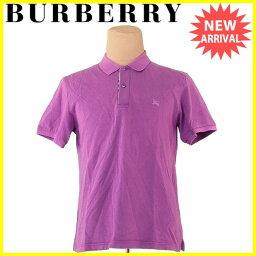 BURBERRY【バーバリー】 ポロシャツ  メンズ