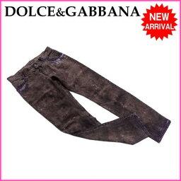 DOLCE&GABBANA【ドルチェアンドガッバーナ】 デニムパンツ  メンズ