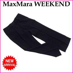 MAX MARA【マックスマーラ】 パンツ  レディース