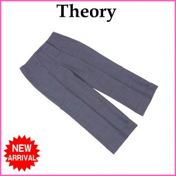 theory【セオリー】 パンツ  レディース
